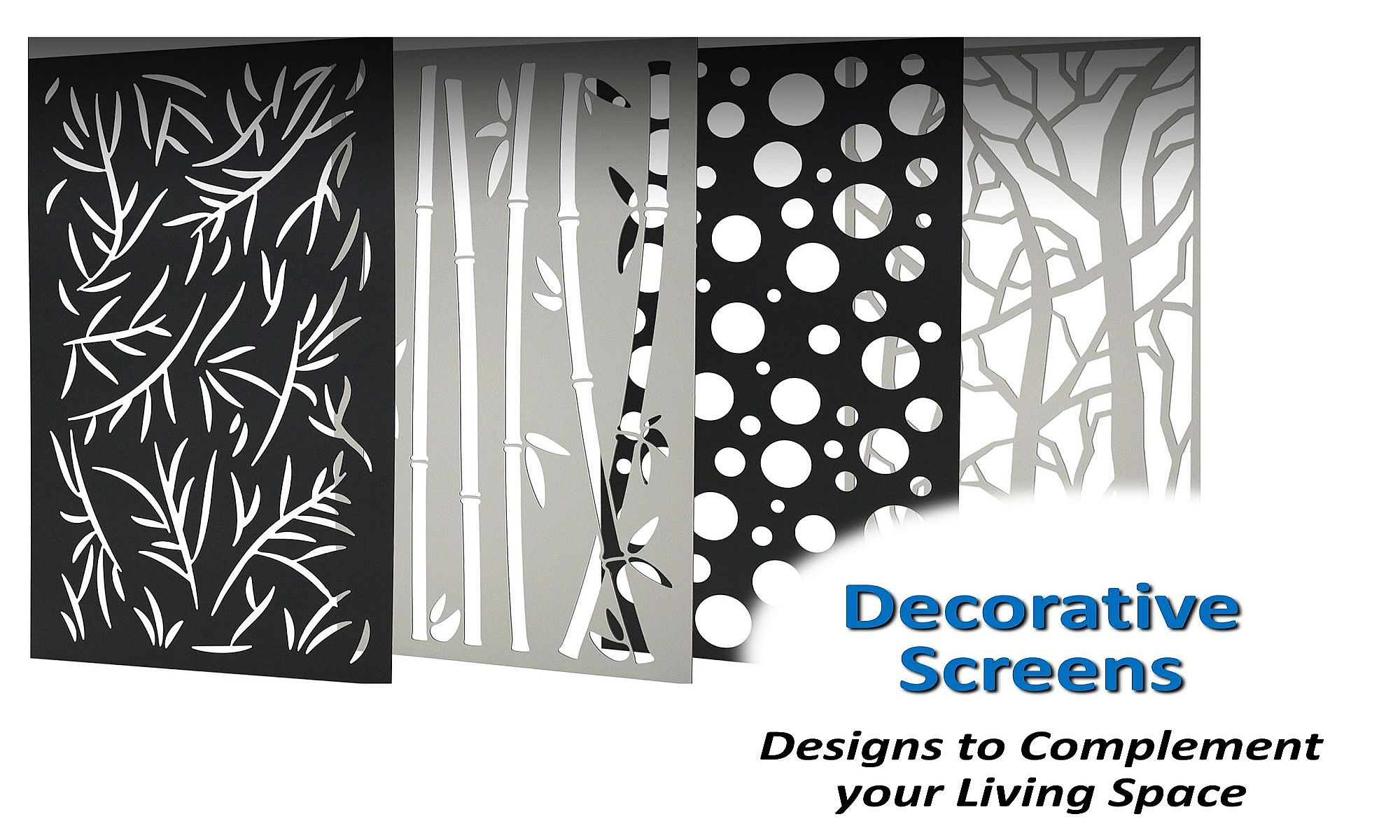 have - Decorative Screens