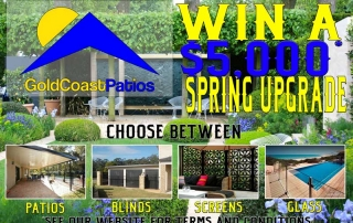 gold coast patios winter promotion