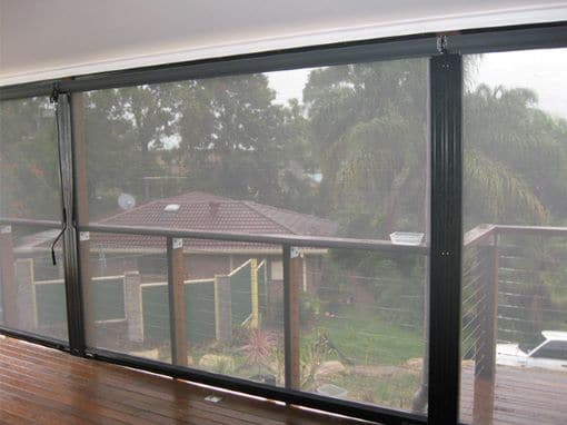 Gold Coast outdoor blinds