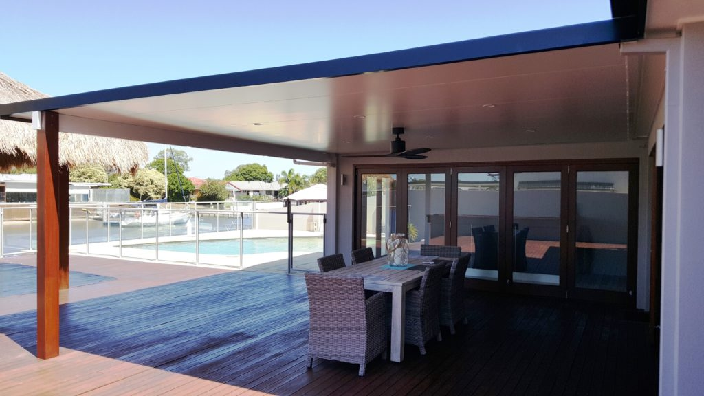 Buy Insulated Patio Decking