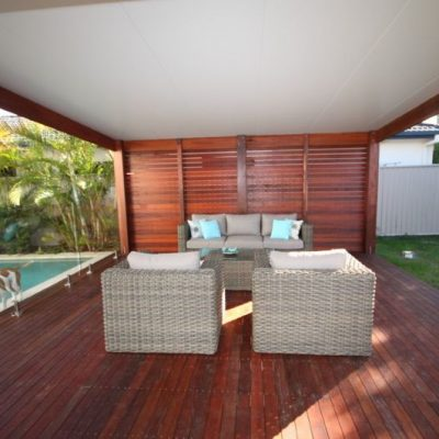 Decking and fencing gold coast
